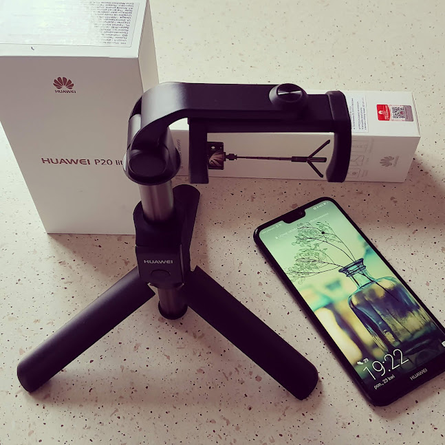 Hello my new huawei