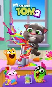 My Talking Tom 2 MOD Apk 1.6.0.679 (Unlimited Money) 8