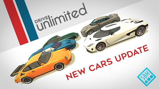 Drive Unlimited- screenshot thumbnail