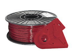 Burgundy PRO Series PLA Filament - 1.75mm (1kg)