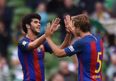 Officiel: fin de l'histoire entre le FC Barcelone et Sergi Samper