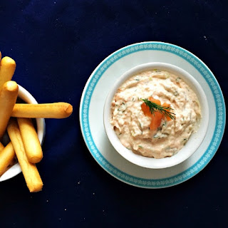 Smoked Salmon Pâté With Cream Cheese