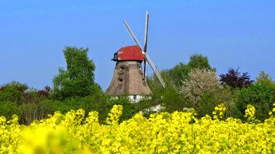 Photo: Die Mühle in Grödersby