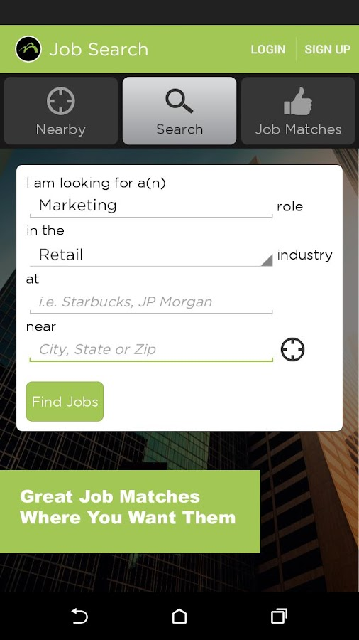 CareerArc Job Search- screenshot