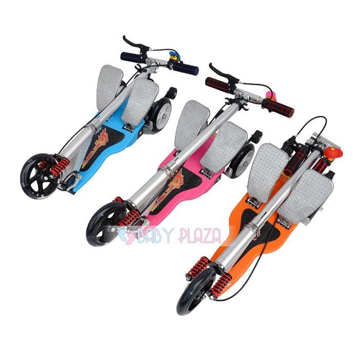 Xe trượt scooter có bàn đạp cho bé Q8 2