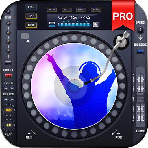 3D DJ Mixer PRO – Music Player 1 0 2 + (AdFree) APK for Android