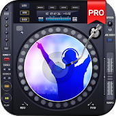 3D DJ Mixer PRO – Music Player