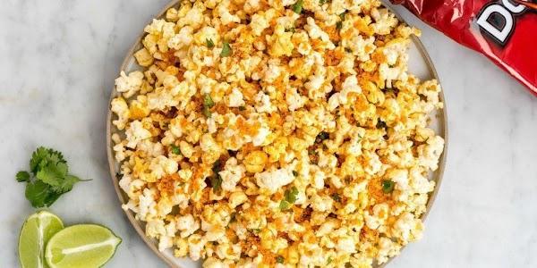 Taco Night Popcorn Recipe