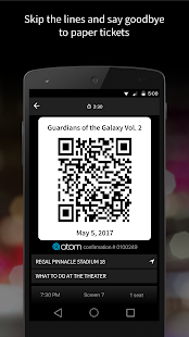 Atom Tickets- screenshot thumbnail