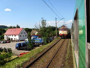 Photo: Szlak Boguszów Gorce Zachód: EP07-1031 z Sudetami do Warszawy