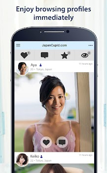 JapanCupid - Japanese Dating App