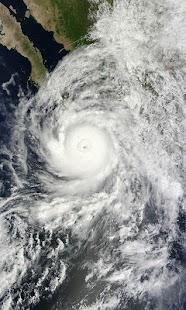 Hurricane Wallpaper - náhled