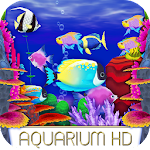 Coral Reef Fish Aquarium Sim Icon