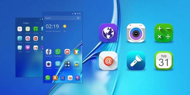 Theme for Samsung Galaxy J5 - náhled