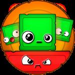 Puzzle Games: Remove Red Block Icon