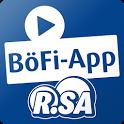 R.SA BöFi-App icon