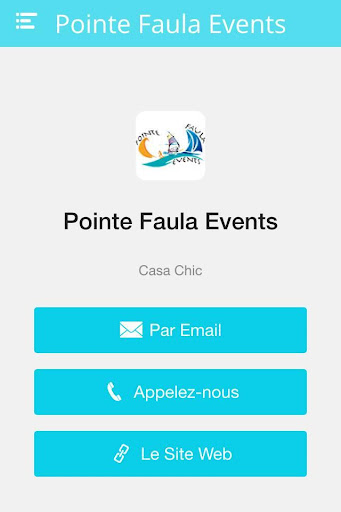 Pointe Faula events