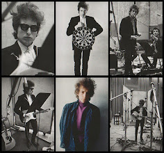 Photo: Series of 6 promotional postcards for the  Bootleg Series Vol. 12: Bob Dylan 1965-1966.  The Cutting Edge. Published by Sony Music Germany.