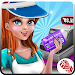 Shopping Mall Cashier Girl - Cash Register Games icon