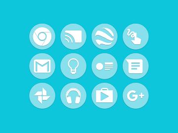 GEL - Icon Pack Screenshot 1