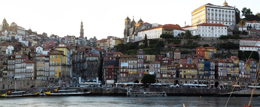 Photo: Ribeira i nucli antic de Porto