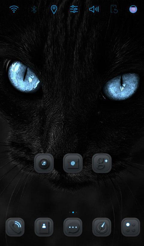 Hd black jaguar launcher theme android apps on google play hd black jaguar launcher theme screenshot voltagebd Choice Image