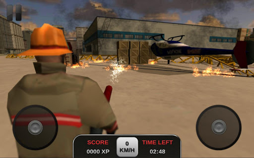 Firefighter Simulator 3D screenshot 3