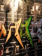 Photo: Dean guitars