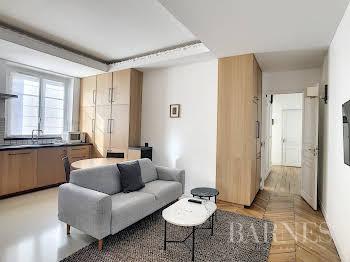 Appartement meublé 3 pièces 61,26 m2