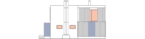 Loco - Elewacja boczna