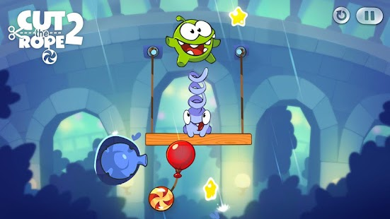 Cut the Rope 2 Capture d'écran