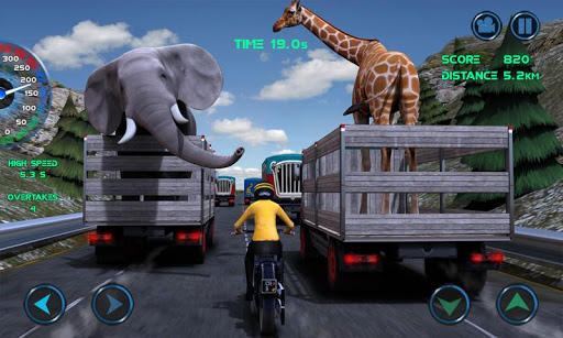 Moto Traffic Race - screenshot