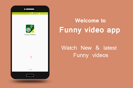 Funny Videos App - náhled