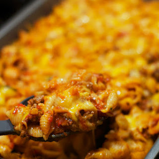 Cheeseburger Macaroni Casserole Recipes