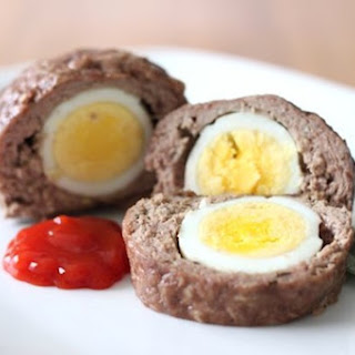 Mini Breakfast Meatloaves