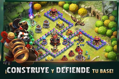 Clash of Lords 2: Español- screenshot thumbnail