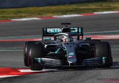 F1 : le meilleur temps pour la McLaren, des soucis chez Mercedes !