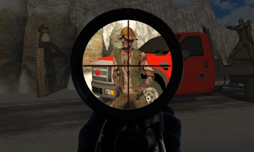 Zombie Shooter 3D: Sniper Hunter - náhled