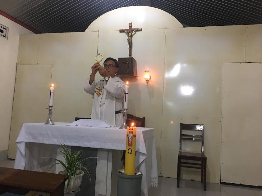 Tu Viện Thánh Alberto Cả Bước Vào Tuần Sa Mạc Năm 2019: