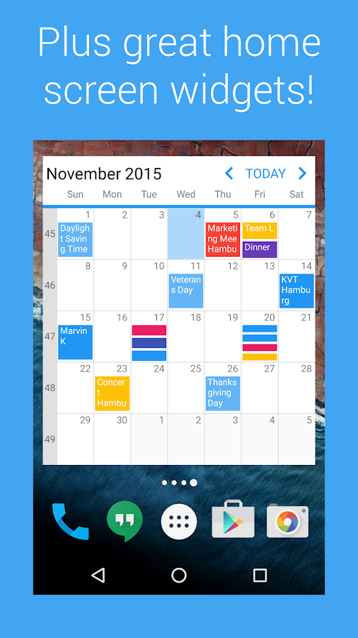 how to add google calender to desktop application