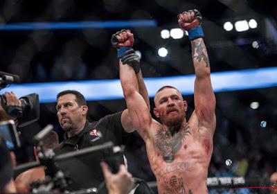 Daar is Conor McGregor weer! Ier vecht in juli opnieuw tegen Dustin Poirier