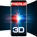 Parallax Live Wallpaper HD - Backgrounds Ringtones APK