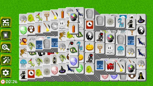 Mahjong Spooky - Monster & Halloween Tilesud83dudc7bud83dudc80ud83dude08 modavailable screenshots 5