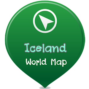 World map iceland android apps on google play world map iceland gumiabroncs Gallery