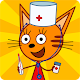Kid-E-Cats: Pet Doctor. Animal Doctor Games