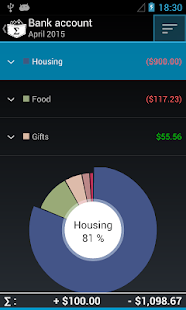 My Expenses - screenshot thumbnail