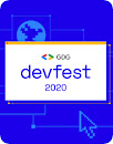Share your passion for Google tech. Register for DevFest 2020, Oct 16–18.