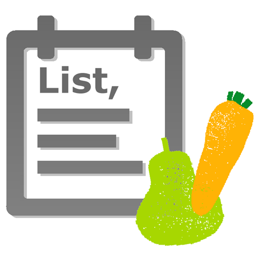 Shopping list app