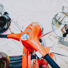 Huwelijksfotograaf Alessandro Spagnolo (fotospagnolonovo). Foto van 25.01.2019