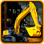 Real Excavator Crane Simulator 1.0 Apk